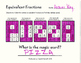 Equivalent Fractions - Find Hidden Word Worksheet