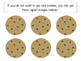 Equivalent Fraction Cookie Activity