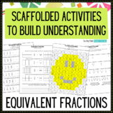 Equivalent Fractions: Centers, Games, and Activities to Bu