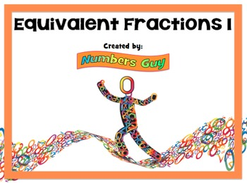 Equivalent Fractions 1 (Part of Fractions Unit)