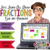 Equivalent Fractions - Google