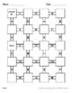 Equivalent Fractions Maze
