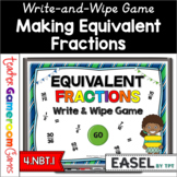 Equivalent Fractions Powerpoint Game