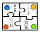 Equivalent Fractions Puzzles