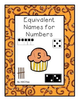 Equivalent Names - Name Collection Boxes - Number Sense
