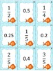 Equivalent Numbers Game - Benchmark Fractions, Decimals an