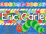Eric Carle Author Study {Crafts, Chart Parts, Printables,