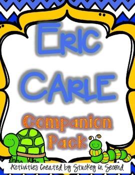 Eric Carle Companion Pack