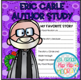 Eric Carle Literacy Activities with Crafts!