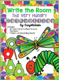 Eric Carle: The Very Hungry Caterpillar Write the Room