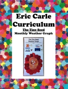 Eric Carle Tiny Seed Weather Graph