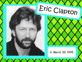 Eric Clapton: Musician in the Spotlight