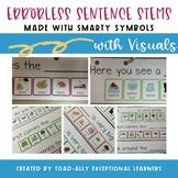 Errorless Writing with Sentence Stems
