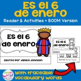 Es el seis de enero Reader {Three Kings Day} & Venn Diagram