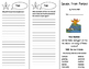 Escape From Pompeii Trifold - Imagine It 6th Grade Unit 2 Week 2