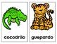 Escritura informativa- animales del zoológico (Informative