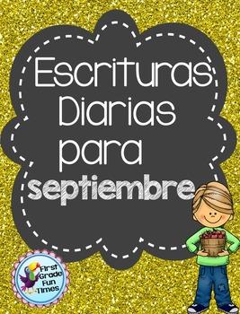 Escrituras Diarias para septiembre