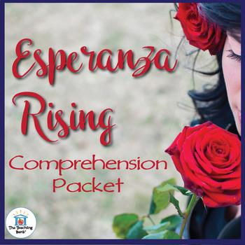 Esperanza Rising Comprehension