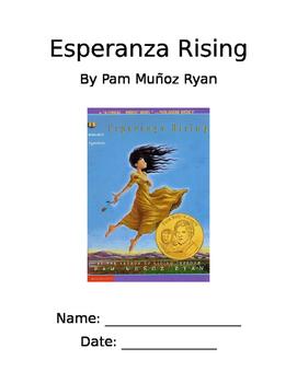 Esperanza Rising Student Packet