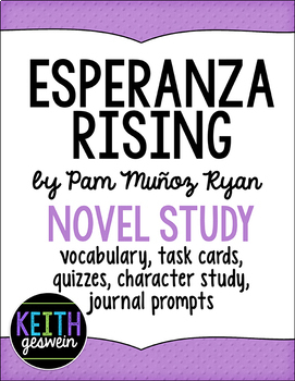an analysis of esperanza rising by pam munoz ryan Esperanza rising study guide contains a biography of pam muñoz ryan, literature essays, quiz questions, major themes, characters, and a full summary and analysis.