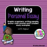 Essay Writing -- Common Core Writing Grades 3-5