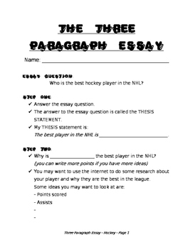 Essay outline for struggling writers - Who is the best pla