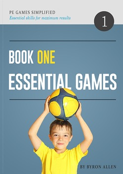 Essential PE Games Book
