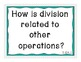 Essential Question Posters - 3rd Grade Math Common Core St