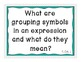 Essential Question Posters - 5th Grade Math Common Core St