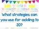 Essential Questions - EnVisions 2.0 Topics 1-7