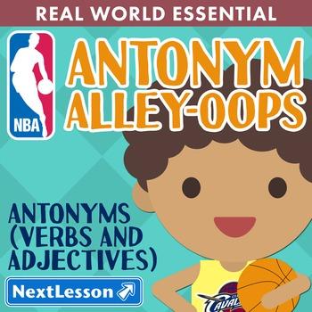 Essentials Bundle - Antonyms (verbs and adjectives) – Anto