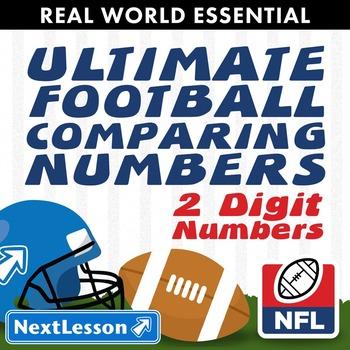 Essentials Bundle - Comparing 2-digit no. – Ultimate Footb