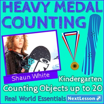 Essentials Bundle - Counting Objects up to 20 - Heavy Meda