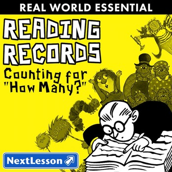 "Essentials Bundle - Counting for ""How Many?"" - Reading Records"
