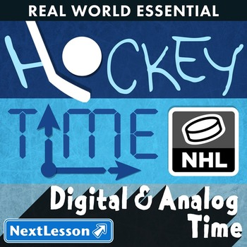 Essentials Bundle - Digital & Analog Time – Hockey Time