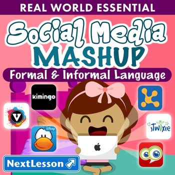 Essentials Bundle – Formal & Informal Language – Social Me