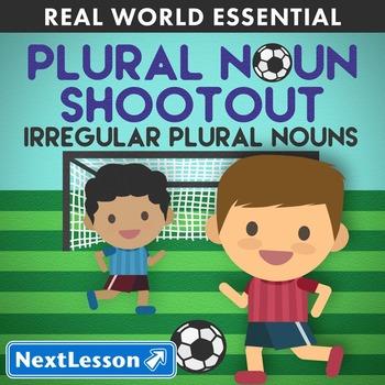 Essentials Bundle – Irregular Plural Nouns – Plural Noun S