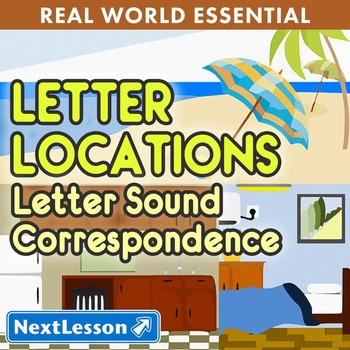 Essentials Bundle – Letter Sound Correspondence – Letter L
