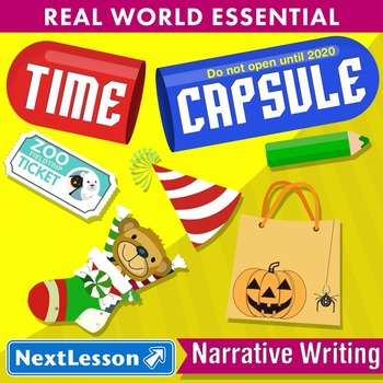 Essentials Bundle – Narrative Writing – Time Capsule - ELA