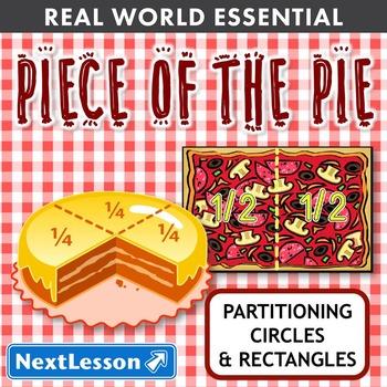 Essentials Bundle - Partitioning Circles & Rectangles – Pi