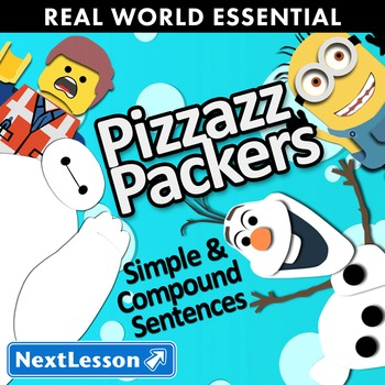 Essentials Bundle – Simple & Compound Sentences – Pizzazz