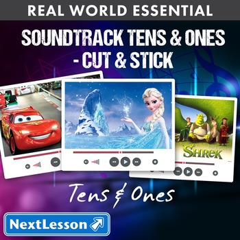 Essentials Bundle - Tens & Ones - Soundtrack Tens & Ones –