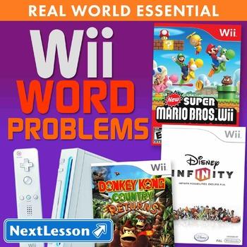 Essentials Bundle - Word Problems – Wii Word Problems