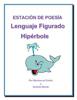 Estación de POESÍA: Hipérbole/ POETRY Station in Spanish: