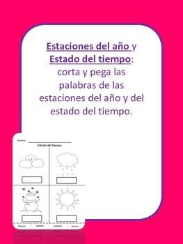 Estaciones del ano-Spanish
