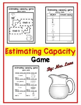 Estimating Capacity Game