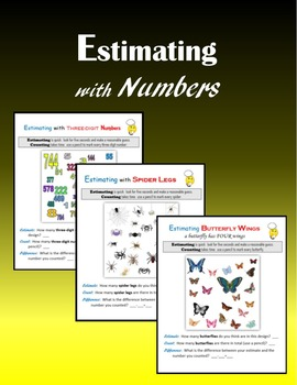 Estimating with Numbers