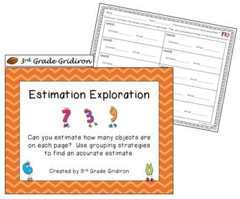 Estimation Exploration!
