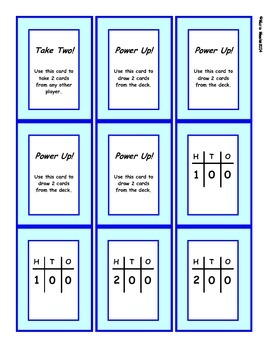 Estimation Heroes - Rounding Numbers Card Game