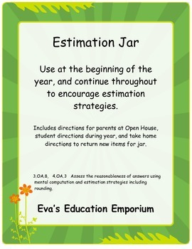 Estimation Jar